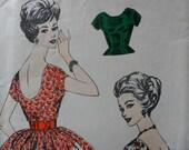 Vintage Blouse Pattern - Blackmore 9312