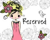 Reserved for Treena