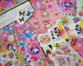Lisa Frank Sticker Pack