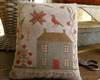 Redbud Cottage Pinkeep *PATTERN*