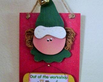 Santa's Workshop Elf