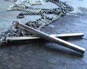 long nail necklace