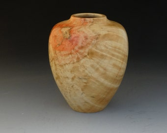 Box Elder Hollow vessel