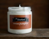 Cocoa Pumpkin Body Lotion - Fall Lotion, Limited Edition