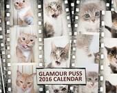 2016 Glamour Puss Calendar