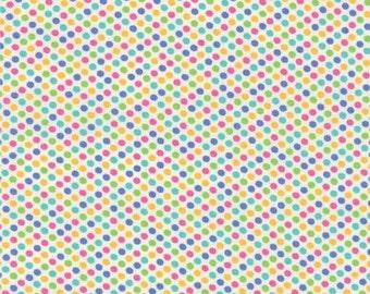 Sale Multi Dot Fabric - Fat Quarter - Moda