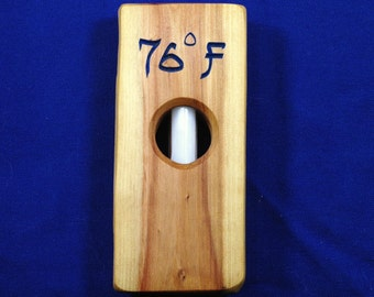 Coconut Oil Thermometer