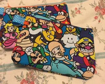 Nintendo Mario Bros Coin Purse