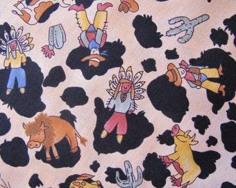"Alexander Henry - ""Westward Ho"" Fabric"