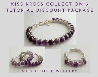 The Kiss Kross Collection - 3 Tutorial discount pack - PDF files instant download