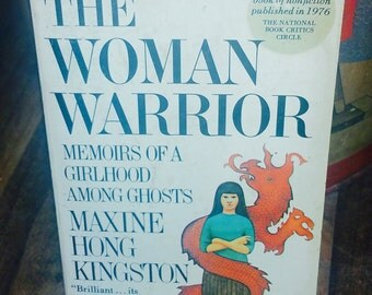 an analysis of the woman warrior an autobiography of maxine kingston Maxine hong kingston's the woman warrior is a widely read memoir first published in 1976 the fancifully narrated postmodern autobiography is regarded as an.