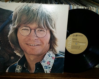 John Denver Windsong Vintage Vinyl Record