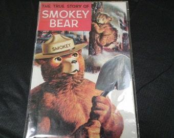 Vintage Smokey Bear Comic 1969