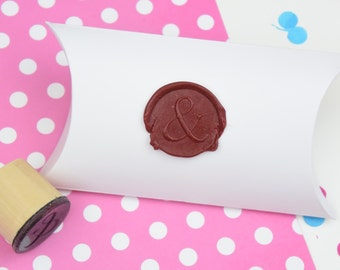 Ampersand Wax Seal Stamp - Handmade