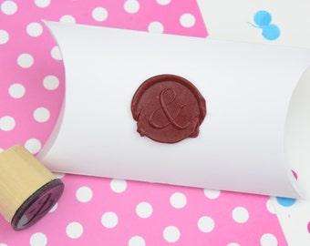 Ampersand Wax Seal Stamp - Envelope Seal - Wedding Stationery