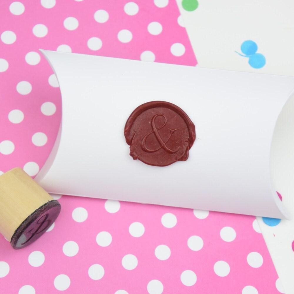 Ampersand wax seal stamp envelope seal wedding for Ampersand decoration etsy