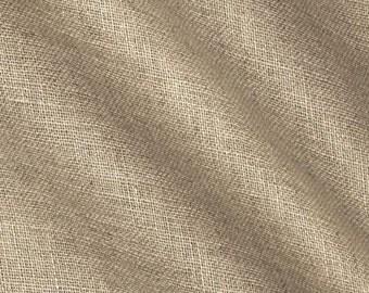 Veneto Linen Gauze by ROBERT KAUFMAN- 100% Lightweight Woven Linen Fabric Flax