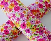Lavender Scented Pillow Inserts, Natural Sleep Aid for Women, Pink Floral Aromatherapy Pillow