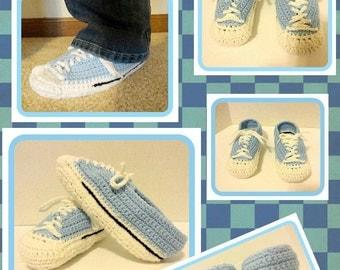 converse slippers etsy. Black Bedroom Furniture Sets. Home Design Ideas