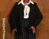 Dasia Clothing Black Cardigan
