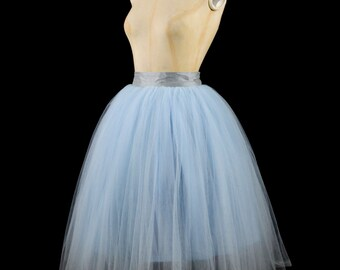 Lula Soft Tulle Ballet Skirt - Made to Measure FREE SHIPPING WORLDWIDE