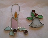 Stained Glass Christmas Ornaments-2