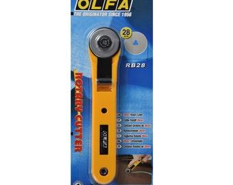 OLFA 28mm Basic Rotary Cutter (RTY-1/G)