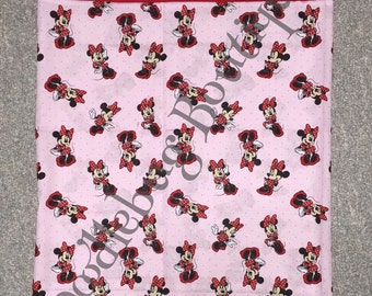 Minnie Mouse nap mat cover