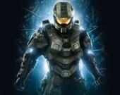 Fuzzy Figures: Halo's Master Chief