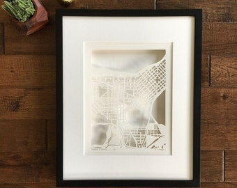 Madison FRAMED and ready to ship SALE