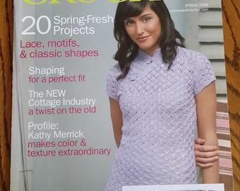 Interweave Crochet magazine
