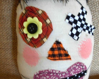 Handmade Monster Doll Max