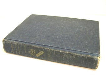 Shakespeare, Major Plays And The Sonnets, Edited By G. B. Harrison, Vintage Book