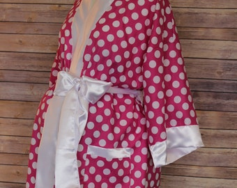 Maternity Hospital Robe & Maternity Nursing Gown Pkg in Berlyn - Perfect for First Pictures - Awesome for Hospital and Recovery