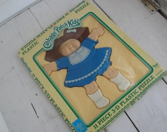 Vintage Cabbage Patch Kid Puzzle