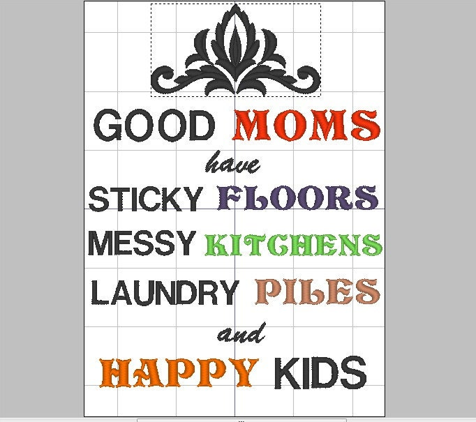 Messy Kitchen Design: Good Moms Have Sticky Floors, Messy Kitchens, Laundry
