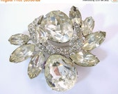 Love Yourself Sale Eisenberg Rhinestone Brooch