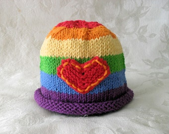 Baby Hat Knitting Knit Baby Hat Knitted baby hat Baby Beanie Knitted Rainbow Baby Hat cotton knitted  baby hat Children Clothing