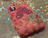 iPhone 5 Kawaii Decoden Princess Cellphone Case