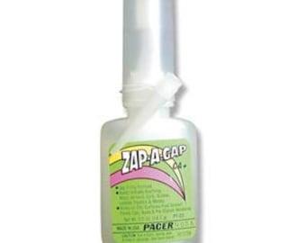 Zap a Gap gap filling instant glue, .5 oz (14.1 gm)