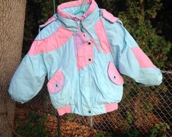 Super cool vintage winter jacket