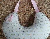 Emma- Grace Relief Breast Cancer Pillow