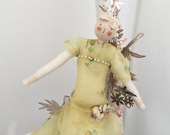 Downton doll