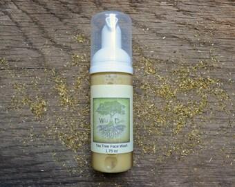 Tea Tree Foaming Face Wash, Clear Skin Face Wash
