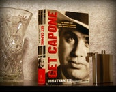 Hollow Book Safe & Flask (Get Capone)