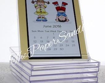 Clear Calendar Cases, CD Jewel Case, Calendar Case, Calendar Holders, Clear Calendar Stands, Calendar Easel, Calenders