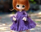 Kiki Pop Ruffle Dress