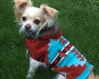 Powwow Pup Hooded Jacket