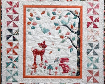Sleepy Hollow Quilt Pattern
