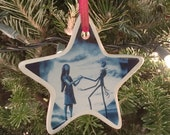 Jack and Sally Ornament